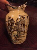 Lovely Antique Royal Doulton Vase For Restoration