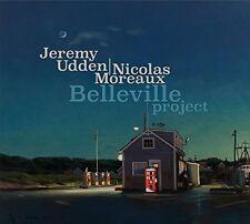 Jeremy Udden & Moreaux, Nicolas - Belleville Project [New CD]