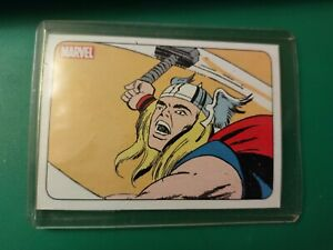 Marvel Comics 2009 Trading Card P2 THOR 70 Years of Marvel