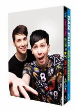 THE AMAZING BOOK IS NOT ON FIRE - DAN AND PHIL GO OUTSIDE - HOWELL, DAN/ LESTER,