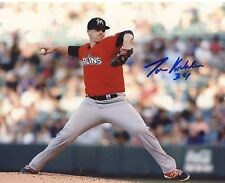 TOM  KOEHLER    MIAMI  MARLINS   AUTOGRAPHED    SIGNED  8X10  PHOTO