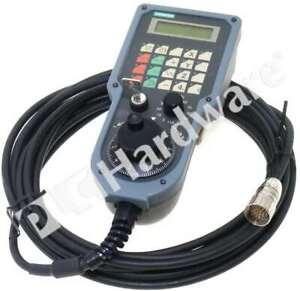 Siemens 6FX2007-1AC13 6FX2 007-1AC13 FM-NC/840D/810D B-MPI Hand-Held Controller