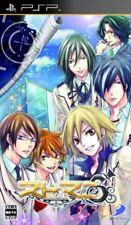 Used PSP Suto*Mani: Strobe * Mania SONY PLAYSTATION JAPAN IMPORT