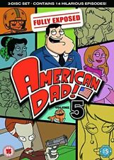 , American Dad! - Volume 5 [DVD], Like New, DVD