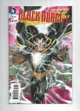 JUSTICE LEAGUE of AMERICA #7.4 BLACK ADAM #1 3D COVER 3rd Series, 2013, 9.6 NM+