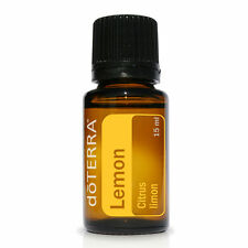 doTERRA Lemon Pure Essential Oil 15ml Cleansing Detox Purify Immune Cleans