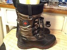 Cougar Como 2 Waterproof Pull On Winter Waterproof Snow Boots Women's 6M