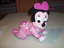 Disney Minnie Mouse Krabbeler - Mattel 1999 - Maus Krabbler Krabbelbaby