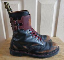 DR MARTENS 1490 KENT & CURWEN BUCKLE BOOTS ,  EU 45 UK 10 , EXCELLENT CONDITION