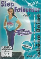 DVD + Easy Step Fatburner + Beautiful Legs + Step Workout + Fitness + Sport +
