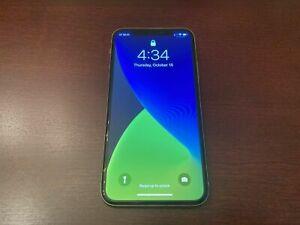 Apple iPhone X - 64GB - Silver (Unlocked) A1865 (GSM)