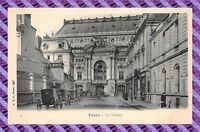 CPA 37 - Tours - le theatre