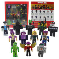 Roblox 12 pcs Action Figures Classic Series 2 Character Pack for Kid's Toys Gift
