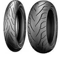MICHELIN COMMANDER 130/70B18 FRONT 180/65B16 REAR TIRE SET HARLEY TOURING 10-15