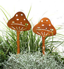 Deko Dicht GartenfigurenTerracotta Blumentöpfe,Gartenzwerge Winterfest lackiere