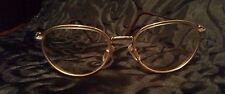 Vintage 1980's Round Eyeglass Frames Rx Frames only.