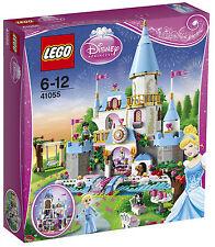 LEGO Disney Princess 41055 Cinderella's Romantic Castle box has some shelf wear