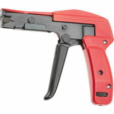 Nylon Cable Tie Gun with Adjustable Tension Dial