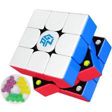 GAN 356 M Speed Cube Stickerless Gans 356M Magnetic Puzzle Cube Gan356 M 3x3x3