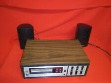 New ListingSoundesign 8-Track 4840-C with Speakers *Pro Serviced*
