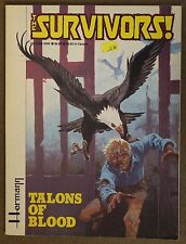 Survivors Talons Of Blood (1982 Hermann) Gn
