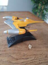 Star Wars Action Fleet Micro Machines 1998 Naboo Fighter Plus Anakin Figure
