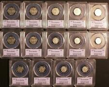 2017-S 14 Coins From The Enhanced Uncirculated Set PCGS SP69 First Day of Issue