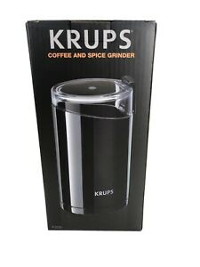 Krups Coffee And Spice Grinder F203 Brand New In Box