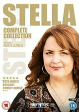 Stella: The Complete Collection (DVD) [New DVD]