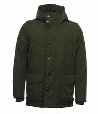 NEW Tommy Hilfiger Mens Winter Jacket Olive Green Size...
