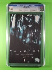 Wytches #3AUSTIN (Image, December 2014) *CGC 9.8*