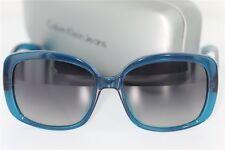 Calvin Klein Jeans CKJ720S 410 Sonnenbrille Blau sunglasses lunettes FASSUNG