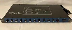IMG Stage Line MMX-28 8 Kanal Mikrofon Mixer