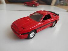 Diapet Yonezawa Toyota 3.0 GT Turbo Supra in Red on 1:40