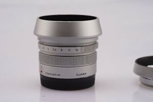 Panasonic Lumix Leica DG Summilux 15mm f/1.7 f1.7 ASPH. Lens For M4/3