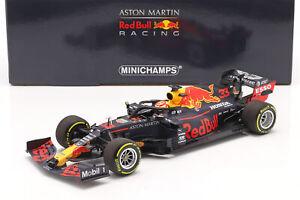 M. Verstappen Red Bull Racing RB16 #33 3rd Steiermark GP Formel 1 2020 1:18 Mini