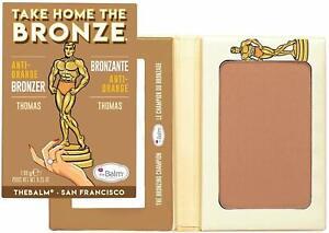 Take Home the Bronze Anti-Orange Bronzer by The Balm Cosmetics, Thomas (Medium)