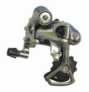 Shifter Racing Bicycle microSHIFT Bona 9-10 V Short Road Bike Rear Derailleur