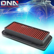 FOR 04-06 XA/XB 00-05 ECHO RED REPLACEMENT RACING DROP IN AIR FILTER PANEL