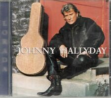 CD ALBUM 13 TITRES--JOHNNY HALLYDAY--LORADA--1995