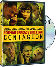 Contagion [New DVD]