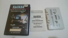 HACKER ACTIVISION COMPLETO COMMODORE 64 CMB 64 C64 PAL 128