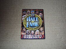 WWE 2004 HALL OF FAME, DVD