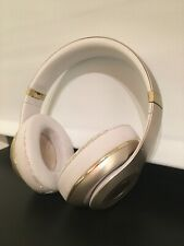 Beats by Dr. Dre Studio Wireless Headphones - Gold