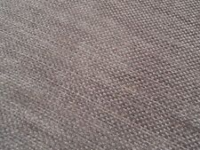 Zoffany Curtain / Upholstery Fabric MINERAL 1.1m Mauve - Silk Mix Weave 110cm
