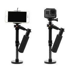 Handheld Grip Gimbal Sports Camera Stabilizer For GoPro Hero 5 4 Mobile Phone