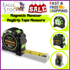 Eag Magnetic Monster MagGrip Tape Measure Engineer Scale Constructions Shops
