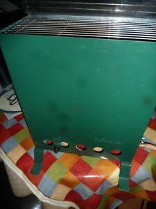 Lifestyle LFS921 Greenhouse Heater - Green