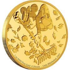 Niue Islands 250 Dollar Disney: Mickey - Whirlwind, 1 Oz Gold, 2017