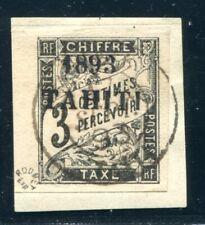 OCEANIE PORTO 1893 Yvert TT 16 gestempelt sehr schön 650€(S5539
